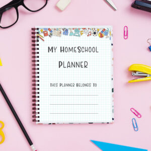 Homeschool Planner Printable