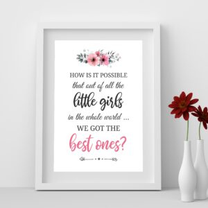 We got the Best Ones Printable Wall Art
